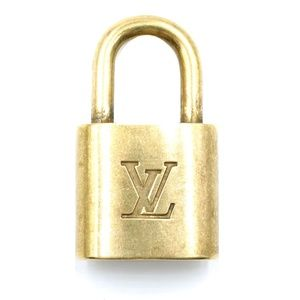#34034Gold Lock Keepall Speedy  No Key #319 Bag